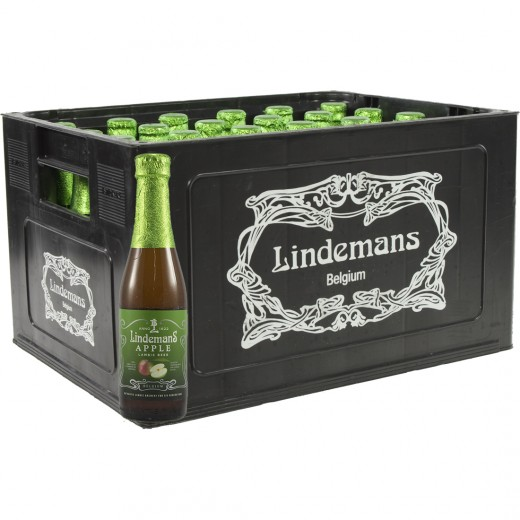 Lindemans  Appel  25 cl  Bak 24 st