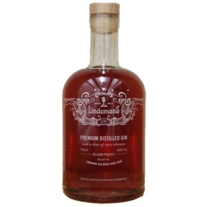 Lindemans Gin Red 46°  70 cl