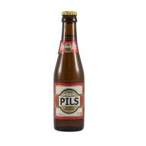 Prik & tik Pils  25 cl   Fles