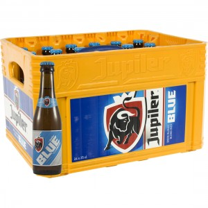 Jupiler Blue  25 cl  Bak 24 st