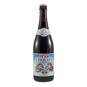 Chouffe bier  Bruin  N'ice Chouffe  75 cl
