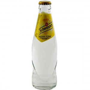 Schweppes Tonic  Regular  25 cl   Fles