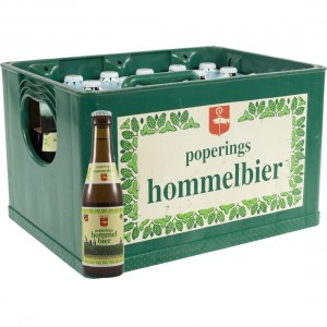 Hommelbier  Blond  25 cl  Bak 24 st