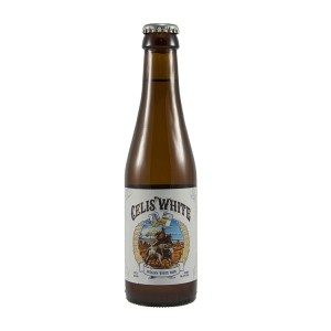 Celis white  Wit  25 cl   Fles
