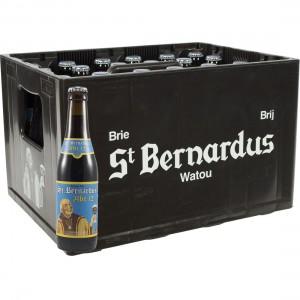 St Bernardus  Donker     12  33 cl