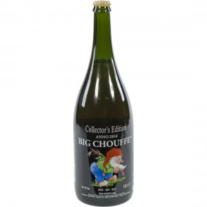 Big Chouffe  Blond  1,5 liter   Fles
