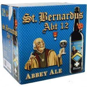 St Bernardus  Donker     12  75 cl