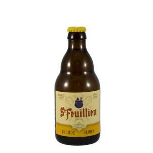 St Feuillien  Blond  33 cl   Fles