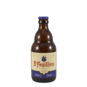 St Feuillien  Tripel  33 cl   Fles