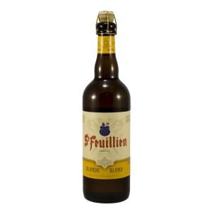 St Feuillien  Blond  75 cl   Fles