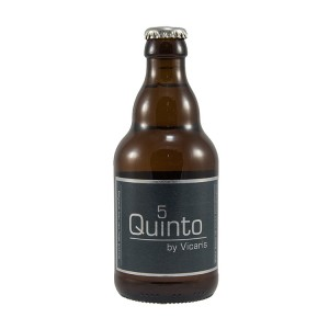 Vicaris quinto  Blond  33 cl   Fles