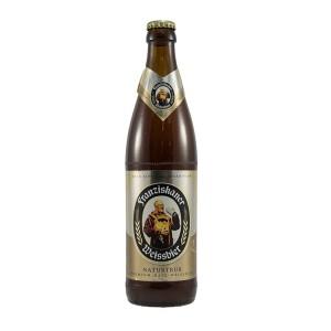 Franziskaner Weissbier  Blond  50 cl   Fles