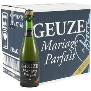 Boon Gueuze Mariage Parfait  37,5 cl  Doos 12 st
