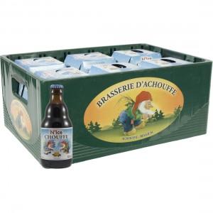 Chouffe bier  Bruin  N'ice Chouffe  33 cl