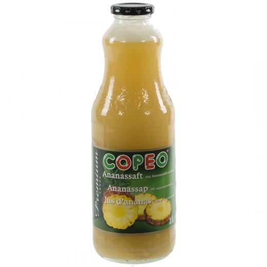 Copeo fruitsap  Ananas  1 liter   Fles