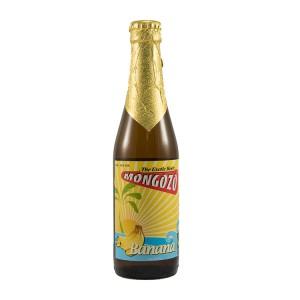 Mongozo  Banaan  33 cl   Fles