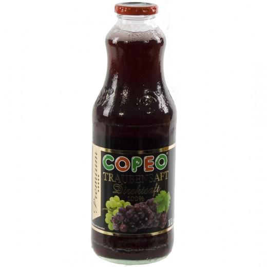 Copeo fruitsap  Druif rood  1 liter   Fles