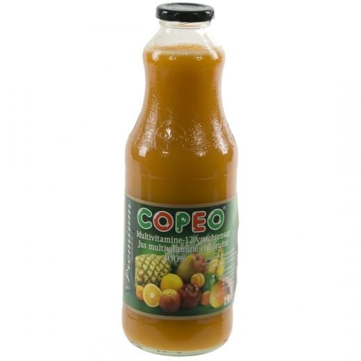 Copeo fruitsap  Multi  1 liter   Fles