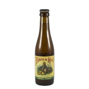Biere de Miel Bio  25 cl   Fles