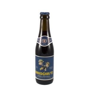 Vanderghinste Oud bruin  Rood  25 cl   Fles