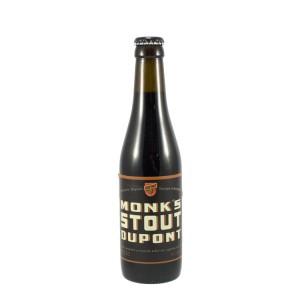 Monks Stout  Donker  33 cl   Fles