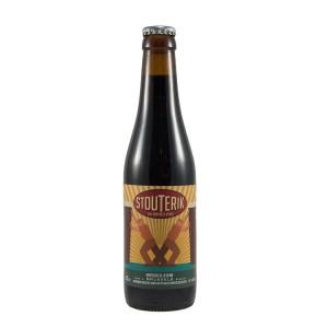 Stouterik stout  Donker  33 cl   Fles
