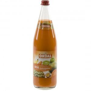 Ordal fruitsap  Multi  1 liter   Fles