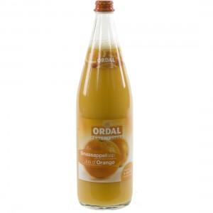 Ordal fruitsap  Sinaas  1 liter   Fles