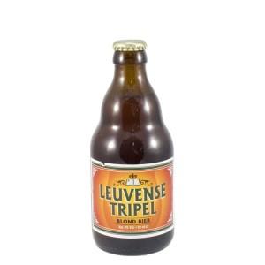 Leuvense tripel  Tripel  33 cl   Fles