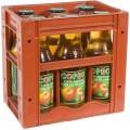 Copeo fruitsap  Appel  1 liter  Bak  6 fl