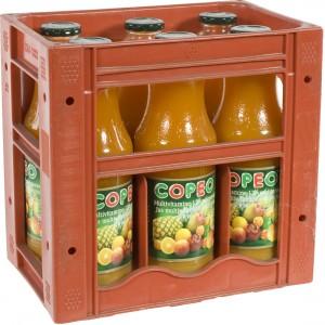 Copeo fruitsap  Multi  1 liter  Bak  6 fl