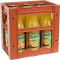 Copeo fruitsap  Sinaas  1 liter  Bak  6 fl