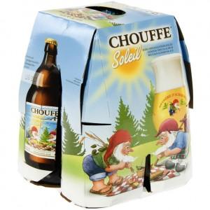 Chouffe bier  Blond  Soleil Chouffe  33 cl