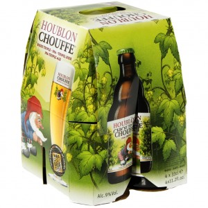 Chouffe bier  Blond  Houblon Chouffe  33 cl