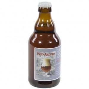 Piet Agoras  Amber  33 cl   Fles