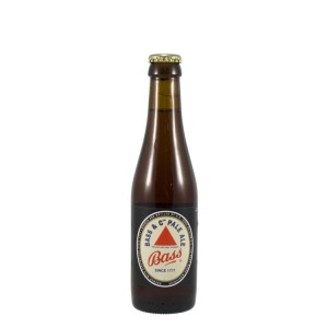 Bass Pale Ale  Blond  25 cl   Fles