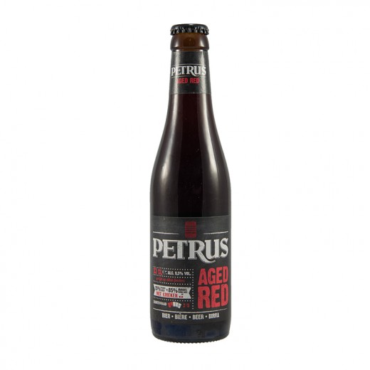 Petrus Aged Red  Red  33 cl   Fles