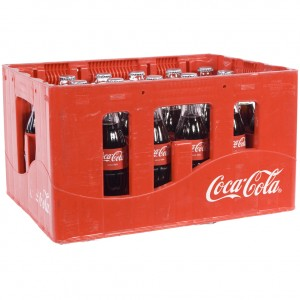 Coca Cola  Regular  20 cl  Bak 24 st