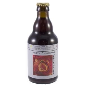 Alvinne Land Van Mortagne  Amber  33 cl   Fles