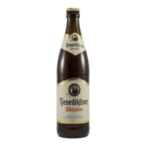 Benediktiner Weissbier  Wit  50 cl   Fles