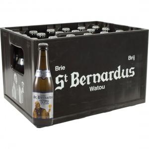 St Bernardus  Wit  33 cl  Bak 24 st