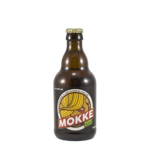 Mokke Beer  Blond  33 cl   Fles