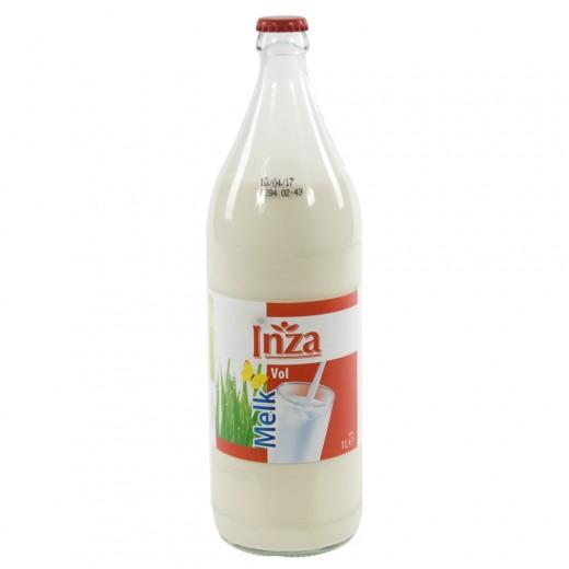 Inza Melk  Volle  1 liter   Fles