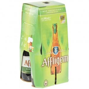 Affligem Hop Selection  Blond  33 cl  Clip 4 fl