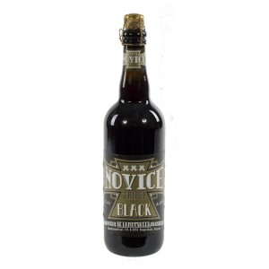 Novice Tripel Black  Donker  75 cl   Fles