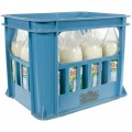 Inza Melk  Halfvolle  1 liter  Bak 12 fl