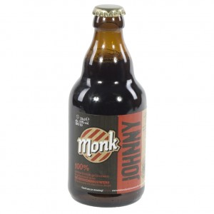 Monk Johnny  Donker  33 cl   Fles