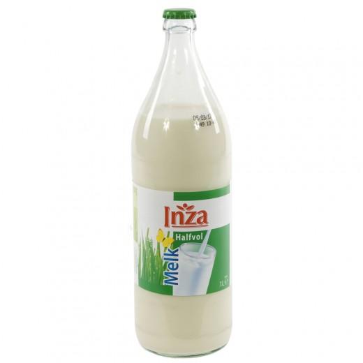 Inza Melk  Halfvolle  1 liter   Fles