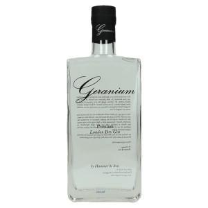 Geranium Gin 44°  70 cl