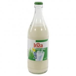 Inza Melk  Halfvolle  50 cl   Fles